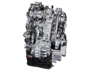 Новый вариатор Toyota Direct Shift-CVT