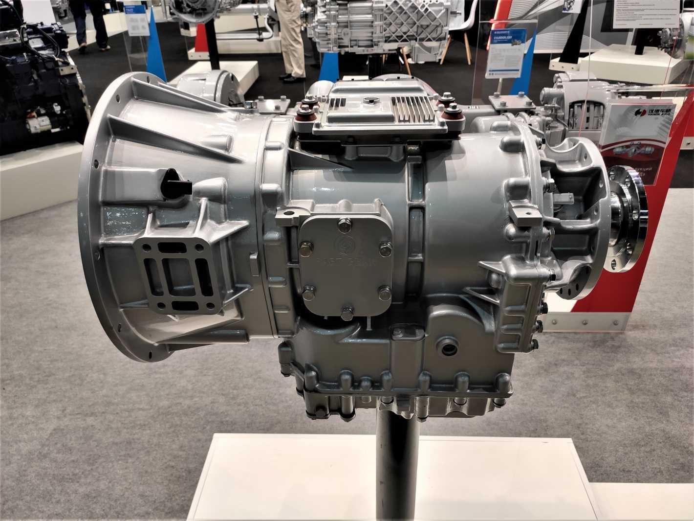 F6A75 от Shaanxi Fast Gear