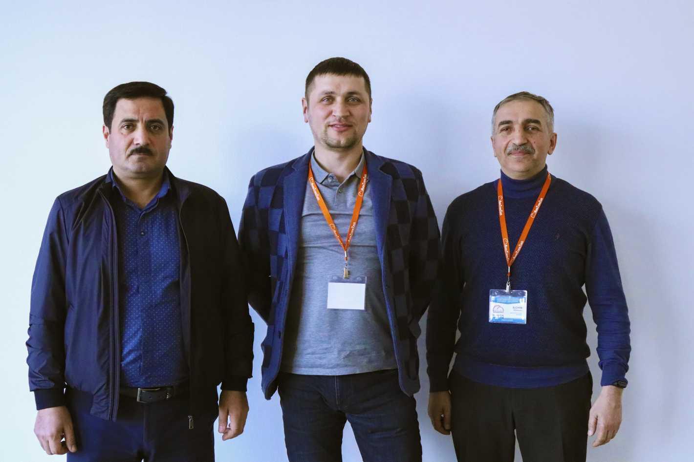 Участники АвтоТрансТех 2019 в Праге