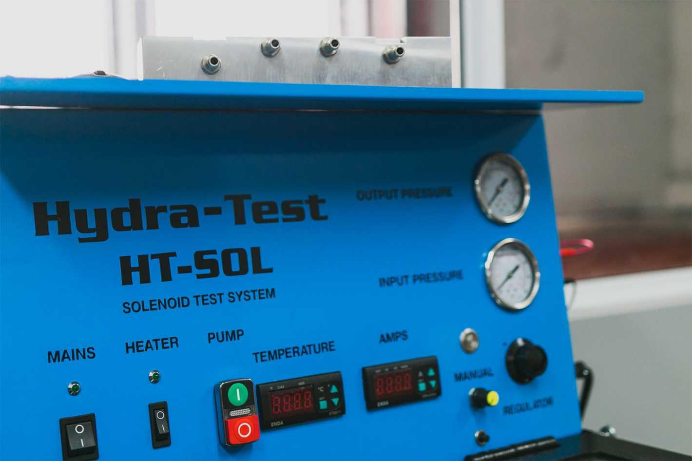 Стенды для диагностики Hydra-test