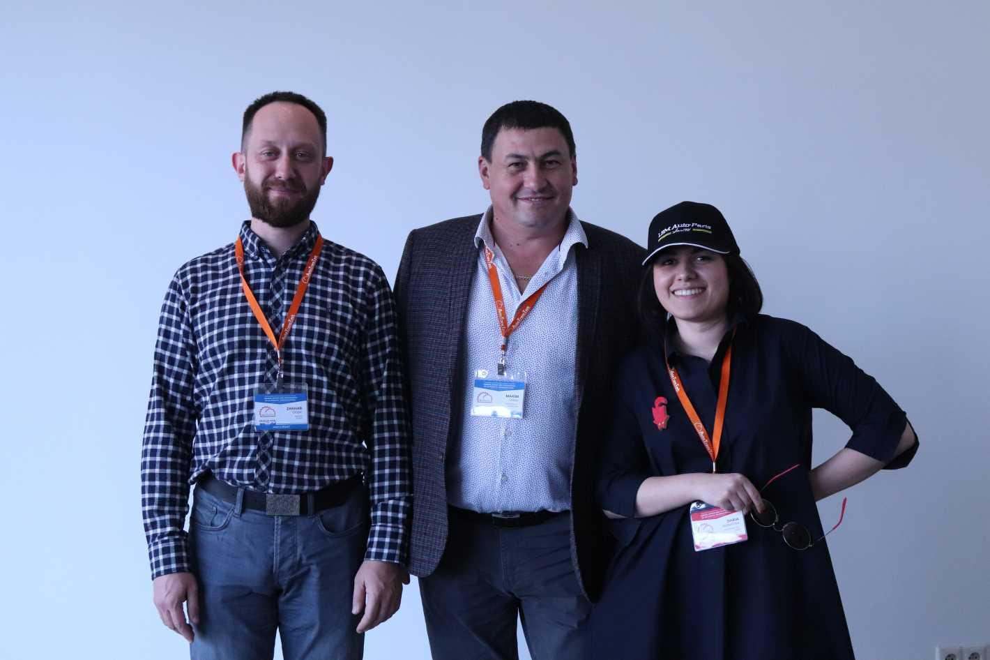 Участники семинара АвтоТрансТех 2019 . в Праге