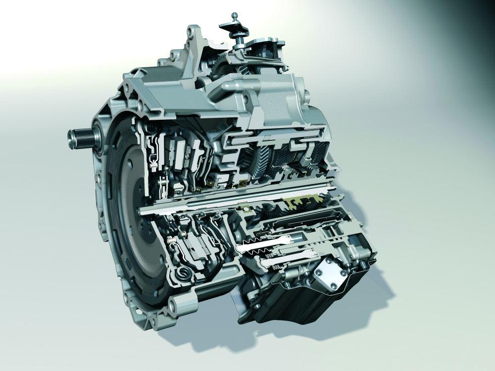 DSG DQ200 (0AM) – семиступенчатая трансмиссия с двумя сухими сцеплениями создана при участии производителя сцеплений LuK